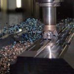 NC machining