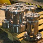 Grössere Stahlteile