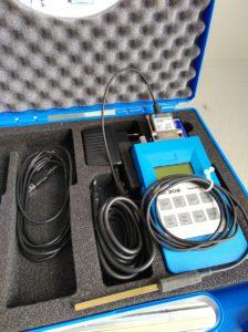Teslamètre FM302 avec accessoires
