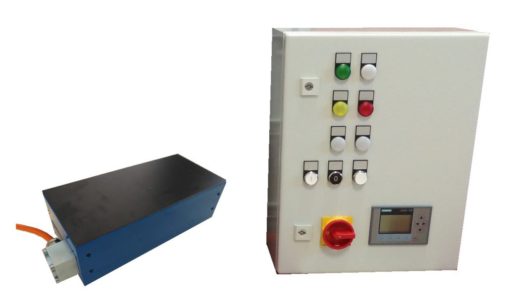 Surface demagnetizer with power module LM14